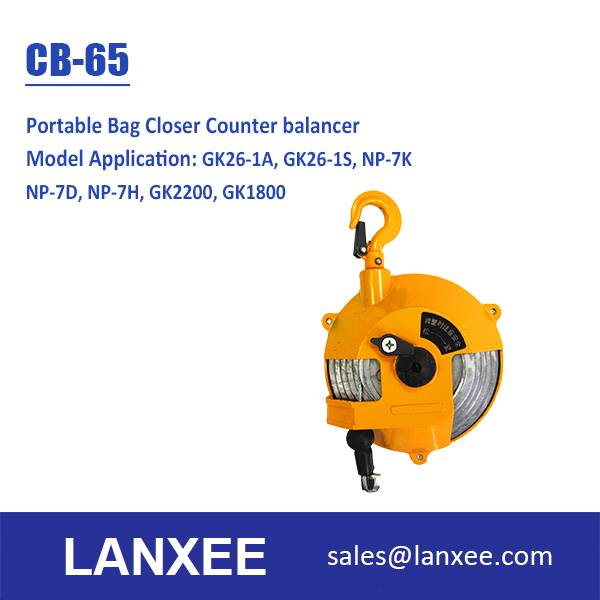 Lanxee CB-65 Portable Bag Closer Counter balancer