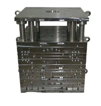 connector mold base