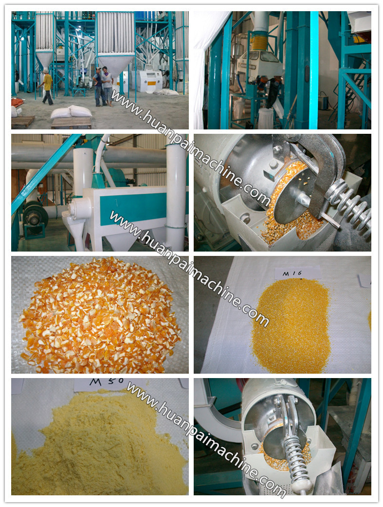 flour mill for wheat/maize/corn/grian