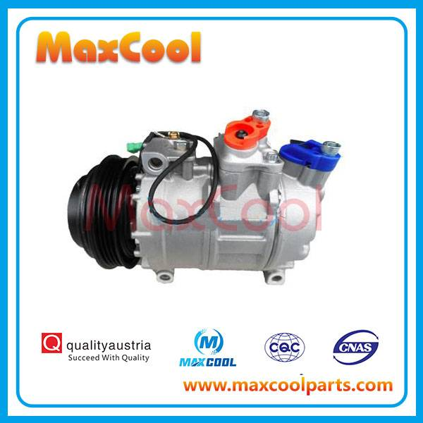 Brand New HotSell 7SBU16C Auto Car Air Conditioning Compressor For Audi A8 A6 A4 V.W Passat Skoda Su