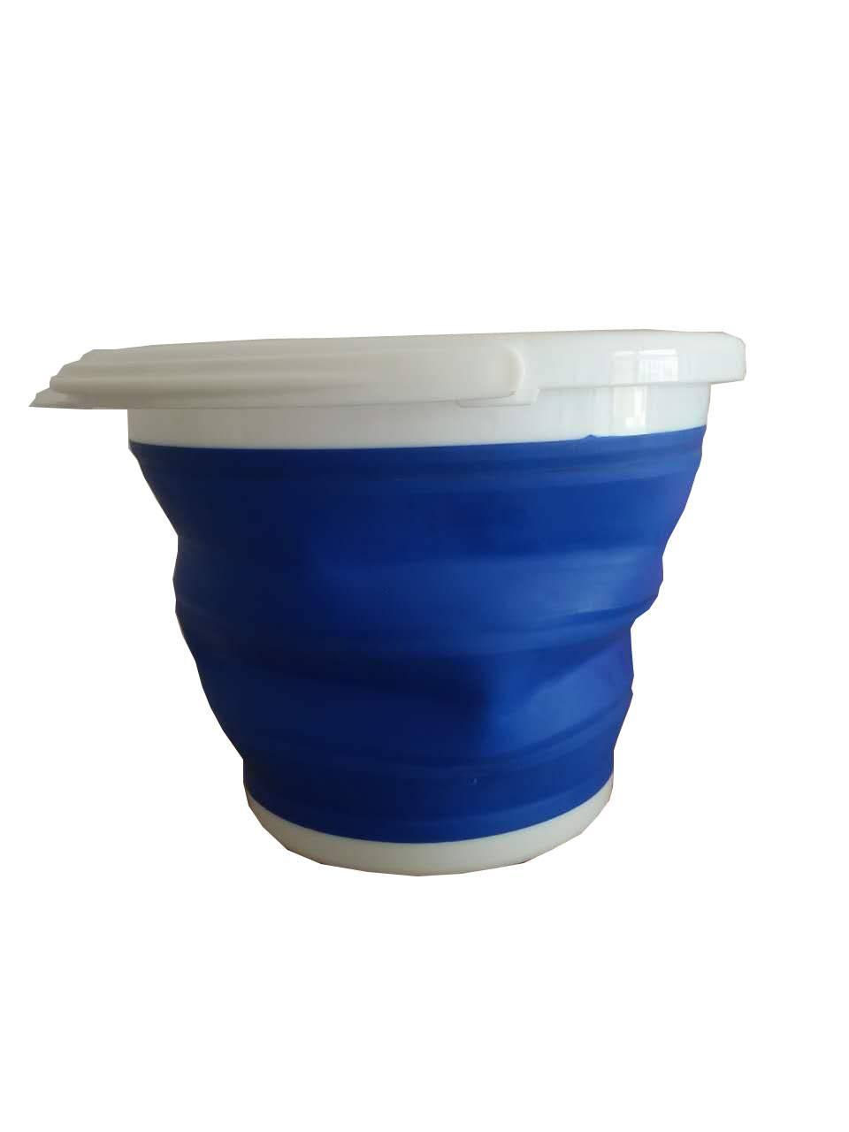 hot sale wholesale plastic folding buckets