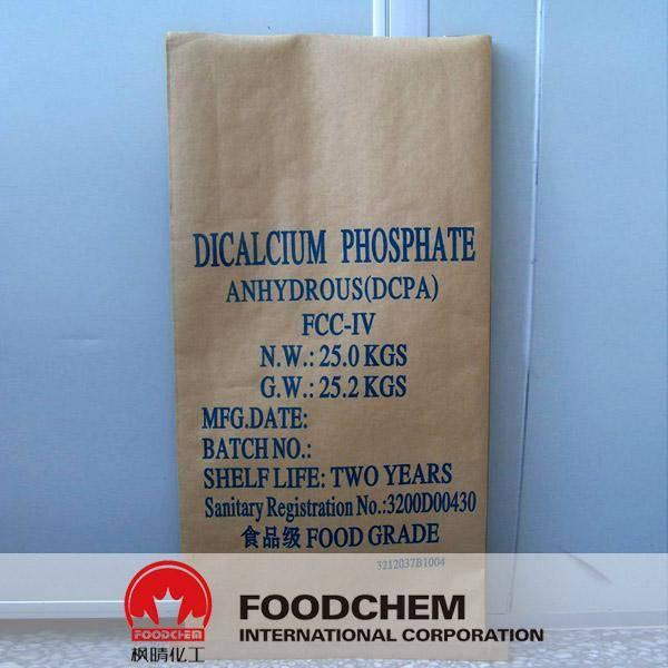 Dicalcium Phosphate (Food Grade)