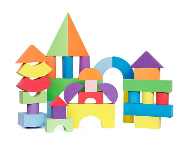 STEM Educational EVA Foam Blocks