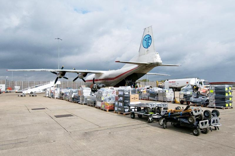 Air Freight from China to Surabaya