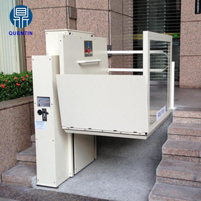 hydraulic wheelchair lift