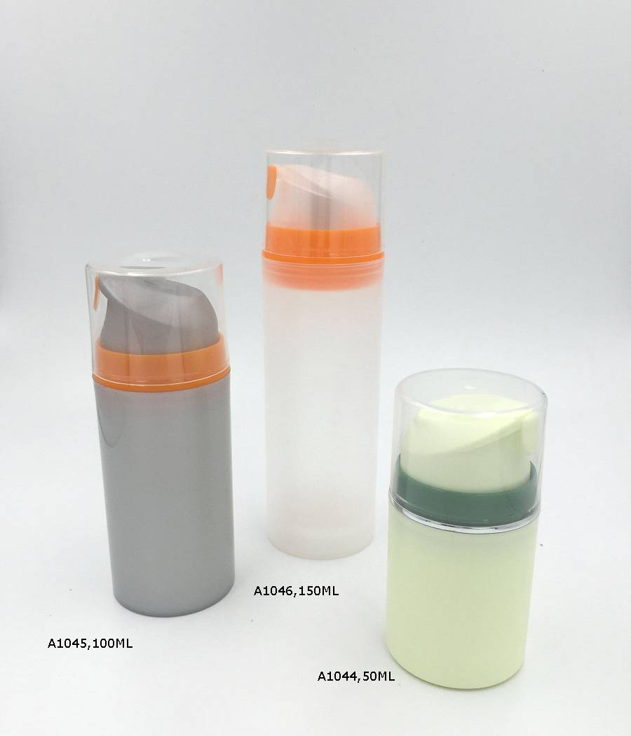 50ml 100ml 150ml airless lotion bottle