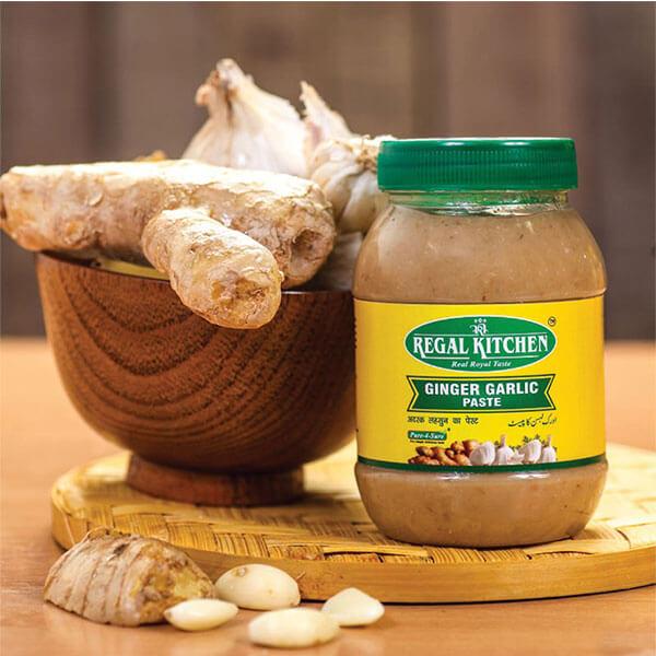 Ginger Garlic Paste 300gm
