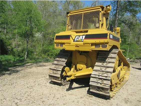 Used Bulldozer,CAT D8R of 2002,In Good Condition