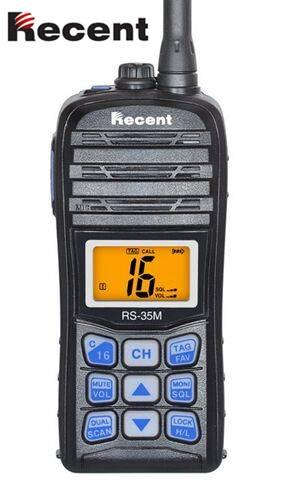 RS-35M IP-67 VHF Handheld Marine Radio Two-way radio