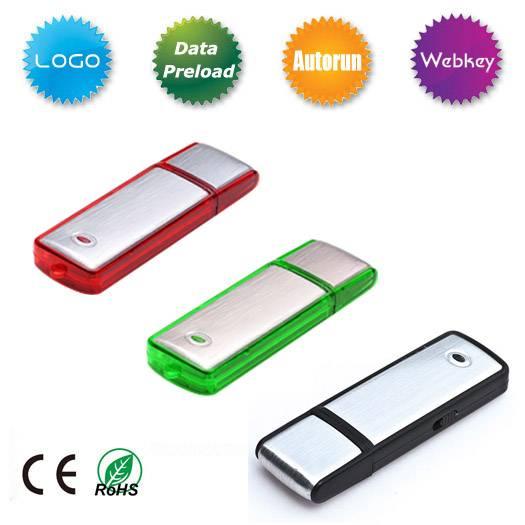 Customized Shape Promotional Gift USB Flash Drive