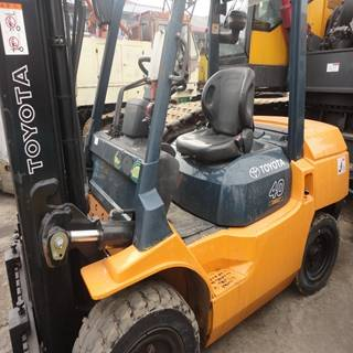 Used Forklift Toyota 4Ton For Sale