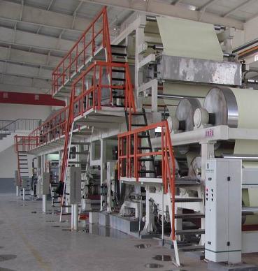 1880/300 carbonless copy paper coating machine