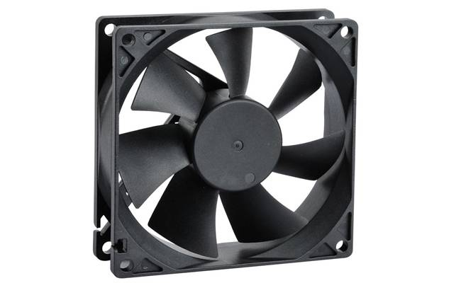 Samll Cooler Fan 92x92x25mm Case Cooling Fan Manufacture