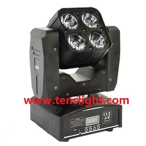 415W mini RGBW 4 in 1 Matrix LED Moving Head Wash light TSL-006