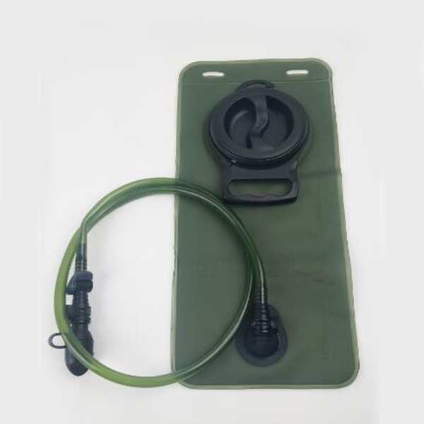 cycling, camping use hydration bladder