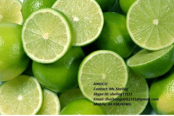Fresh Lime/Lemon
