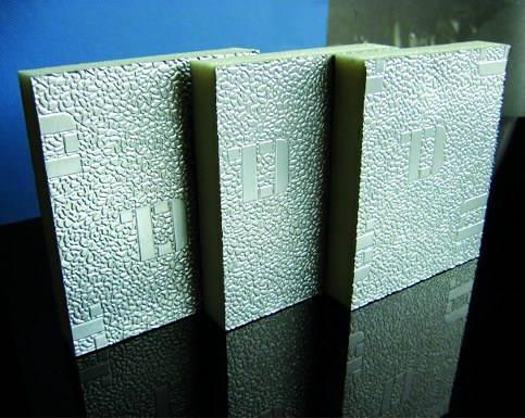 TD PU Pre-Insulated Aluminum air ventilation system