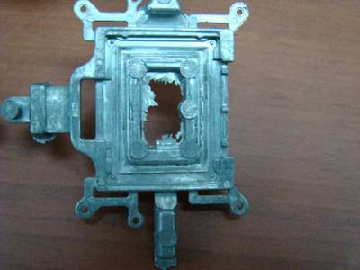 zinc alloy mold
