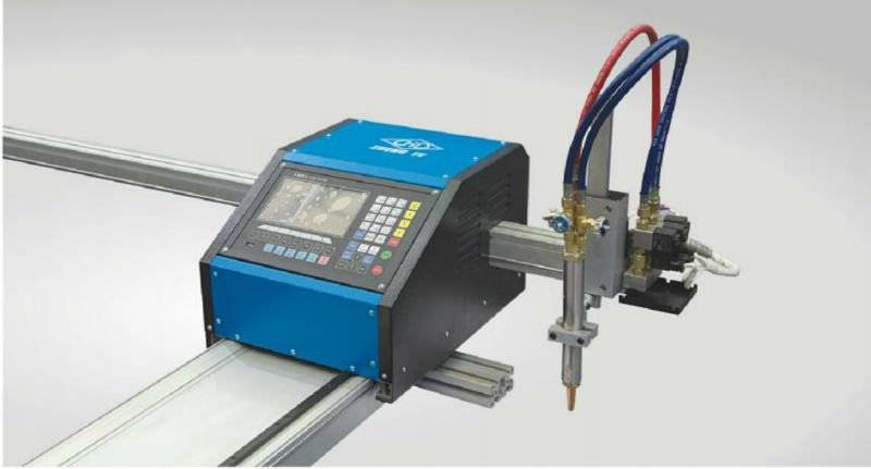 ZNC-1000C portable cnc flame cutting machine