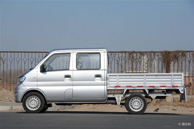 Dongfeng double cabin mini truck EQ1021NF33