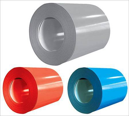 PPGI or Color  Coated Steel Coils