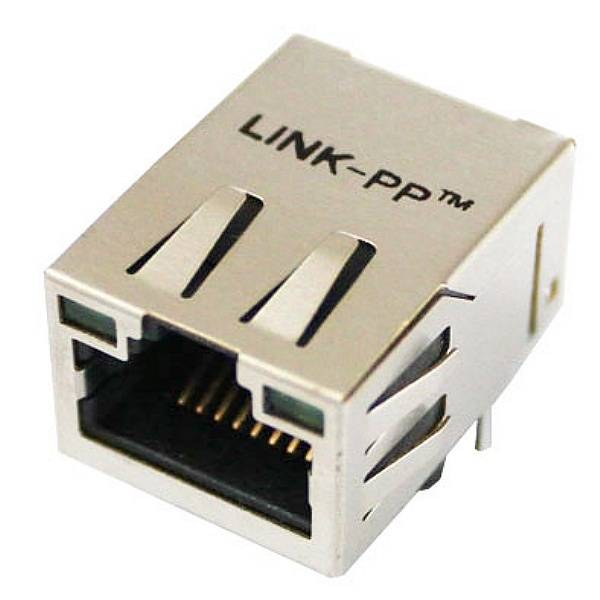 6605814-6 RJ45 Mag connector