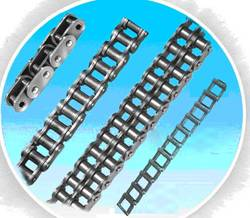 A and B series of roller chain