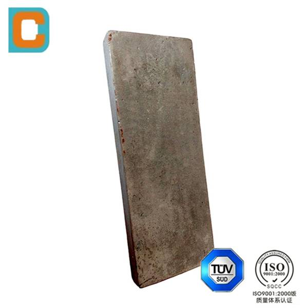 alloy steel casting plate for cement equipment