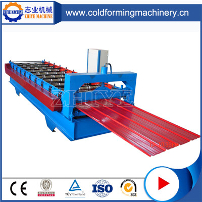 Galvanized Roofing Sheets Roller Former Machine