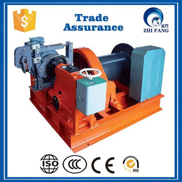 CE certified 1000 lbs Electric Crane Winch