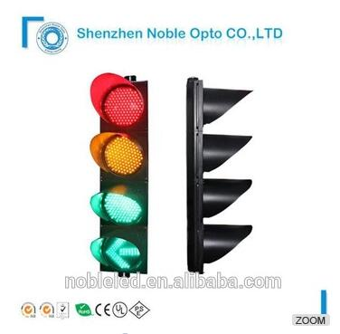 300mm 4 aspects LED used traffic lights sale with cheap price