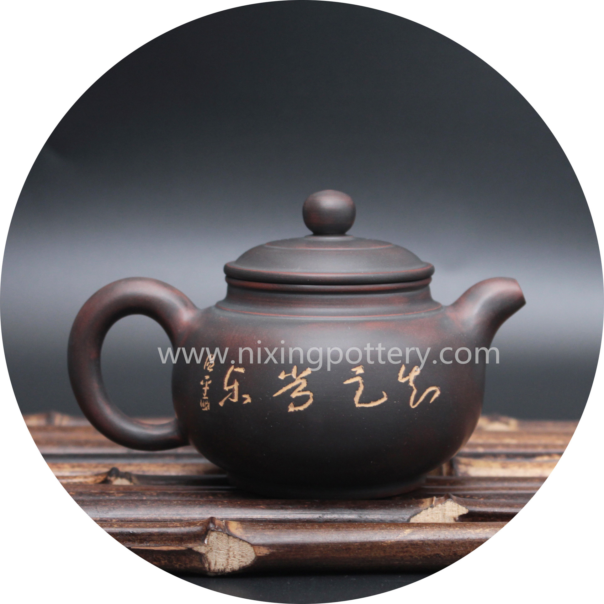 180ml Vintage Teapot Nixing Pottery Antique Tea Pots Pure Handmade Tea Set