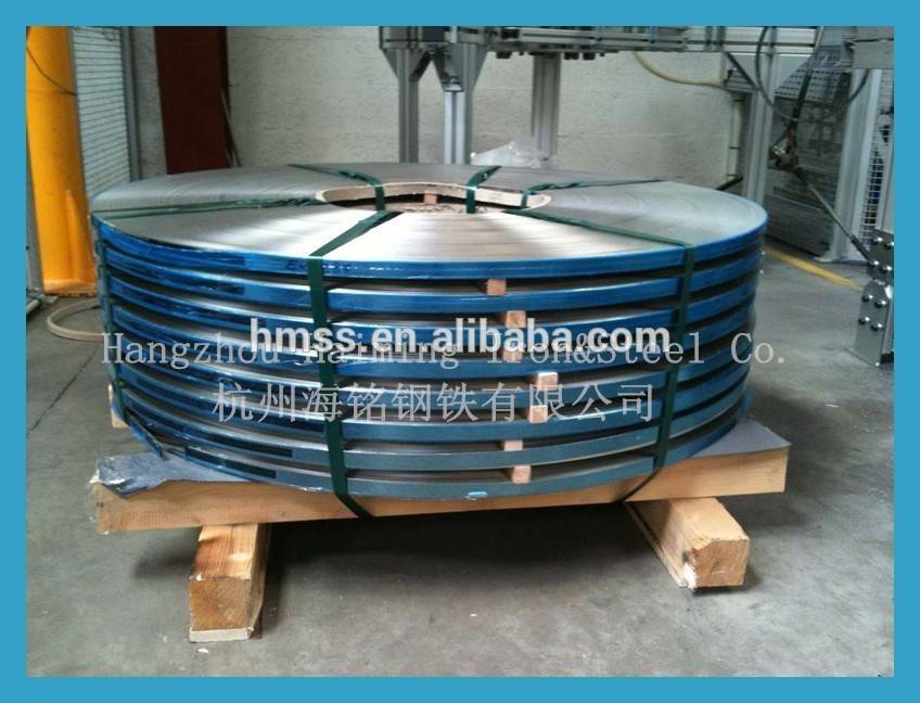 stainless steel tape for OPGW optical fiber cable