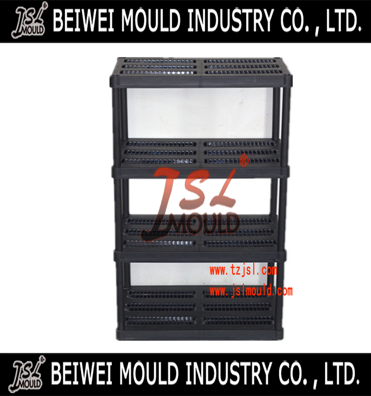 great price hot sale Injection Plastic Shelf Mould