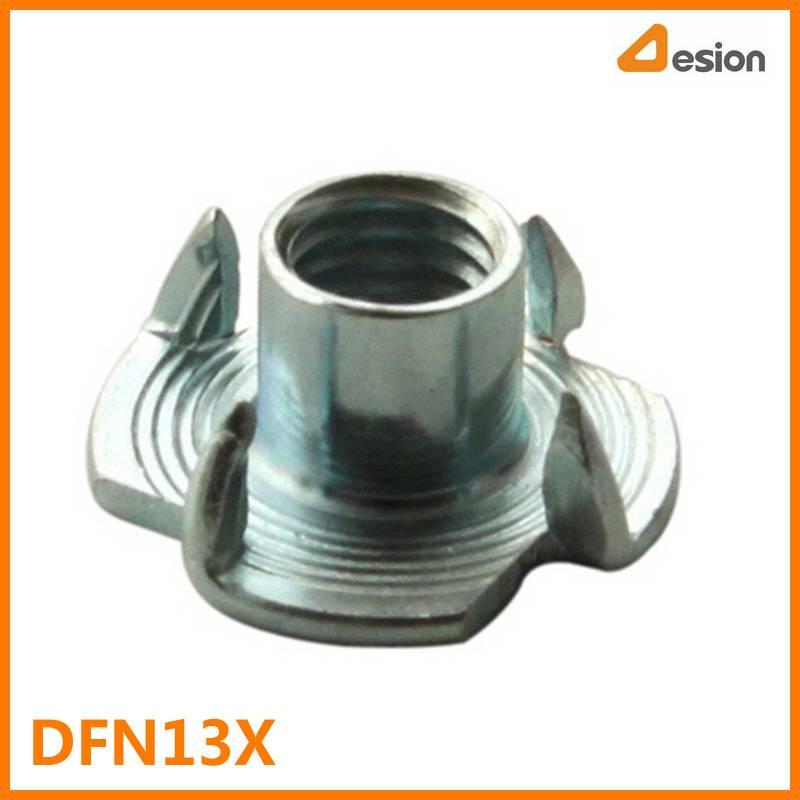Steel Material T Type Nut