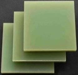 Epoxy fiberglass  laminated sheet G10 material