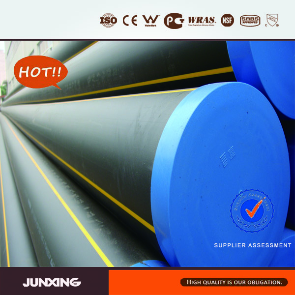 Hdpe tubing for oil and gas well PE100 hdpe gas tubes