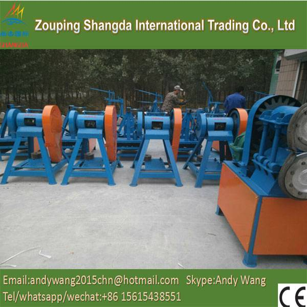 Tyre/tire steel pulling machine