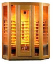 3-4 person infrared sauna(SW-003SHC)