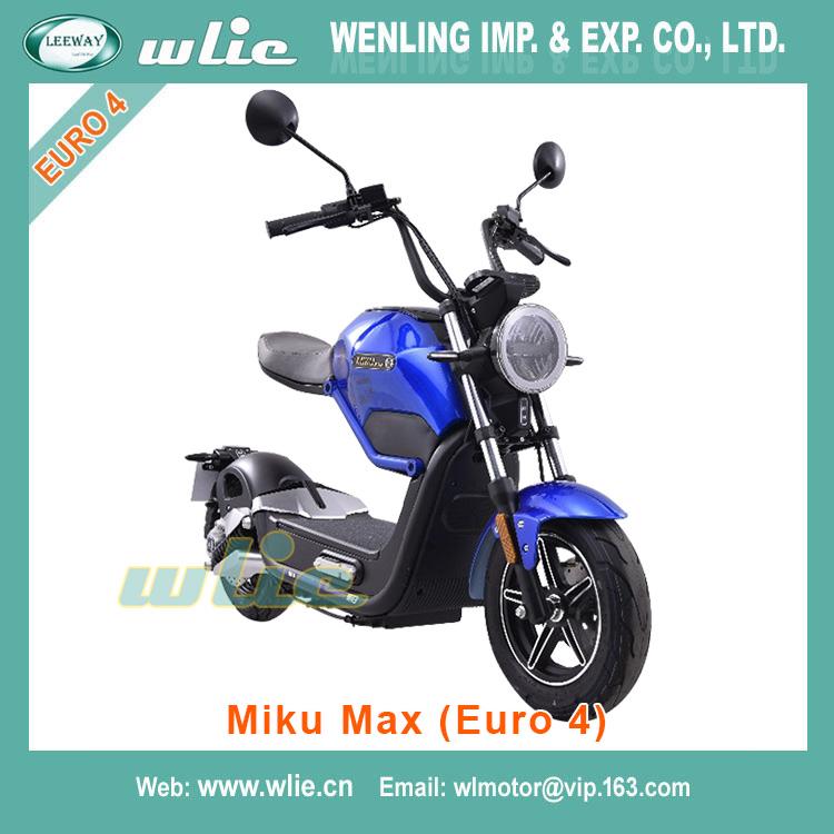 Fashional 800w electric Scooter Miku Max (Euro 4)