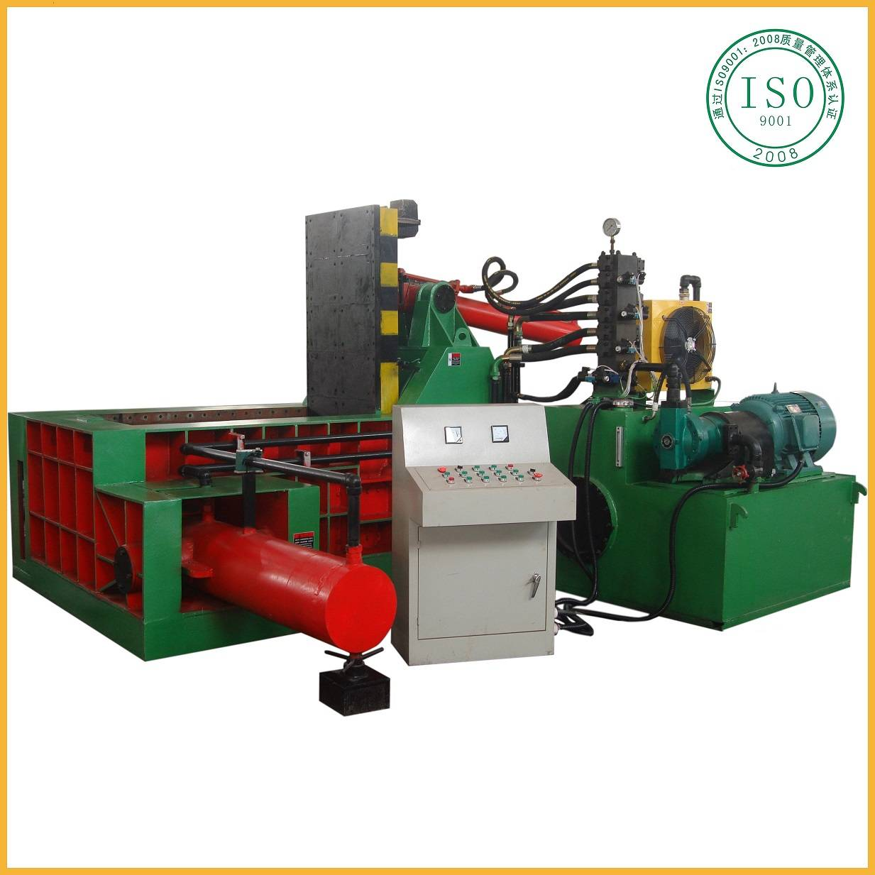 YD-2500 Hydraulic Scrap Metal Balers