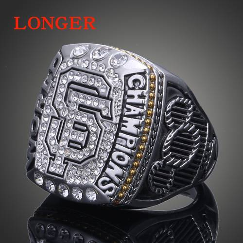 San Francisco 49ers Football Super Bowl Champion Ring Gold Ring
