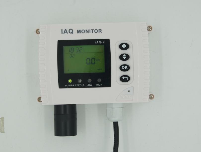 IAQ-2-TVOC Wall-mounted TVOC gas monitor