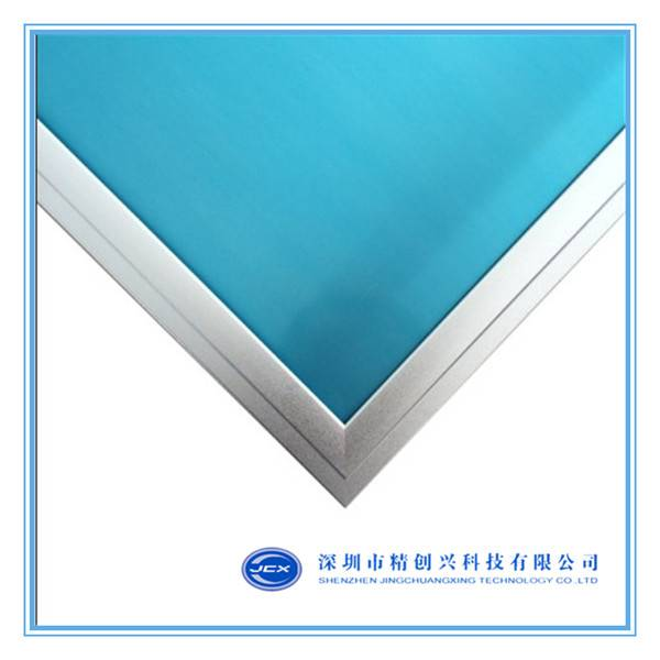 Unique Aluminum Frame LED Panel Light
