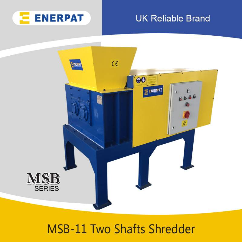 Waste shredder for sale with CE approved