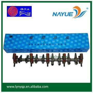 YANGCHAI engine parts rocker shaft for YZ485QB parts number 2010964