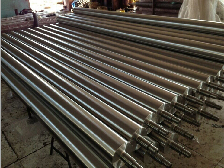 Steel Roll (used in drying part) for paper making machinery