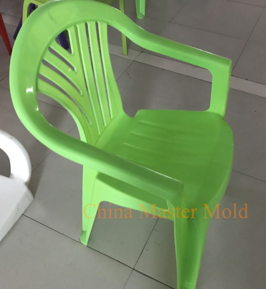New Designed Plastic Chair Mould