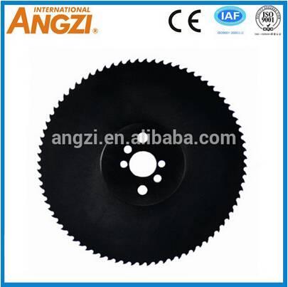 High speed steel circular saw blade