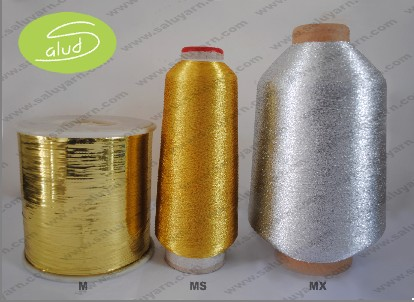 M-Type Metallic Yarn